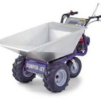 Motorised Wheelbarrow - Electric
