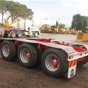 Tri Axle Dolly | BTE