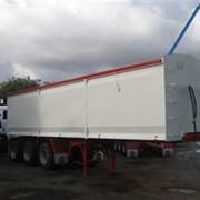 Tri Axle Grain Trailer | BTE