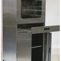 Stainless Steel Computer Cabinets
