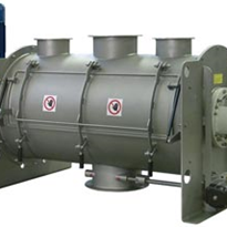 WBH Batch-Type Single Shaft Mixers