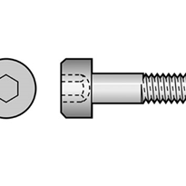Hex Socket Capscrews (304, 316 Stainless Steel)