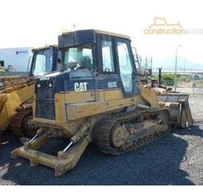 Crawler Loaders - 2000 Caterpillar 953C