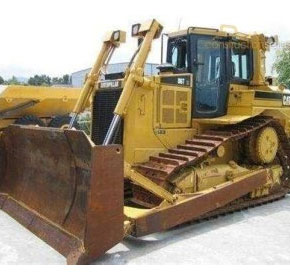 Dozers - 2007 Caterpillar D6T XL