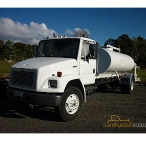 Freightliner Water Cart