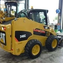Skid Steer Loaders - 2008 Caterpillar 246C