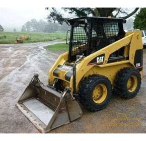 Skid Steer Loaders - 2002 Caterpillar 236