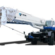 Rough Terrain Crane | GR-550EX
