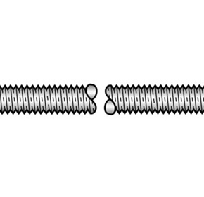 Stainless Threaded Rod (304, 316 Stainless Steel)