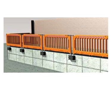 Safety Barrier System - Dock-Safe-Q