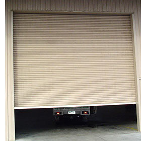 Light Industrial Roller Door