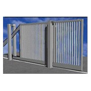Industrial Swinging & Sliding Gate