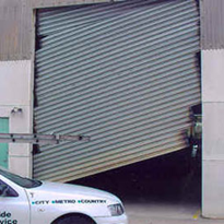 Industrial Door Emergency Repair Service
