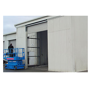 Industrial Door Routine Servicing