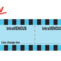 Intravenous Labels - New