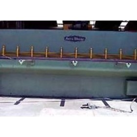 Used Guillotine | Acra Shear 10