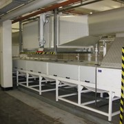 Used Cooling Tunnel Conveyor