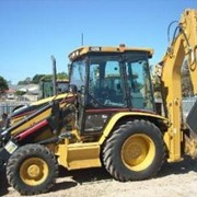 Used Backhoe Loader | 428D