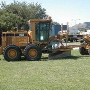 Used Motor Grader | Caterpillar 120HNA