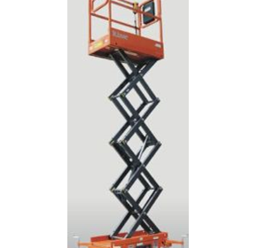 Push Around Scissor Lift | Rizer SP039-E