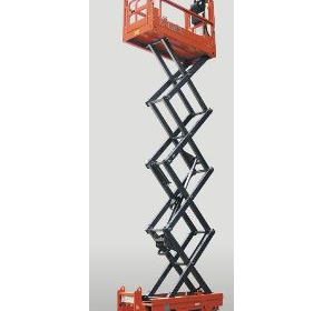 Electric Scissor Lift | Rizer S06-E