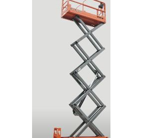 Electric Scissor Lift | E-TECH S0808E
