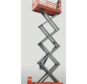 Electric Scissor Lift | E-TECH S0812E