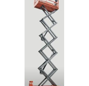 Electric Scissor Lift | E-TECH S1012E