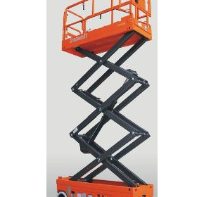 Electric Scissor Lift | Summit S0608EH