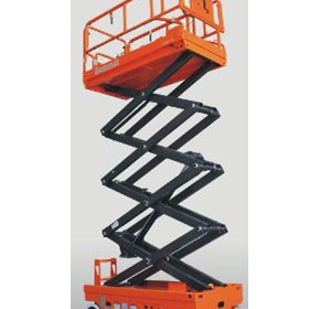 Electric Scissor Lift | Summit S0812EH
