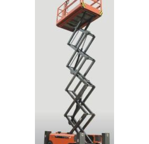 Rough Terrain Scissor Lift | Summit SC1017-AWD