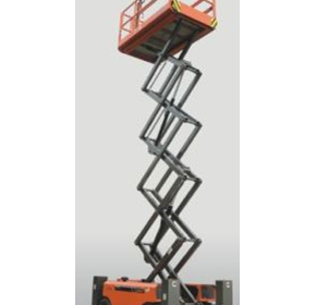 Rough Terrain Scissor Lift | Summit SC1217-AWD