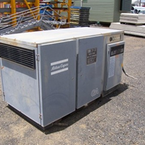 Used  Electric Compressor | Atlas Copco