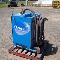 Used industrial vacuum cleaner | Ozone