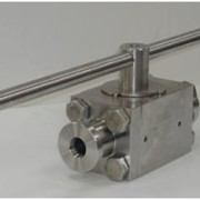 High Pressure Ball Valve - 15000psi