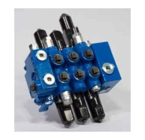 Main Control Valve - RS210