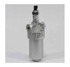 Low Pressure Filter - LPF55 with Clogging Indicator