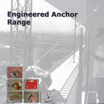 Engineered Fall Protection Anchor Range