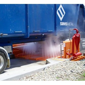 Environmentally Friendly Truck Wheel Wash Solutions