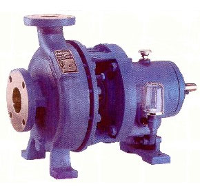 LaBour ANSI B.73.1 Centrifugal Process Pumps