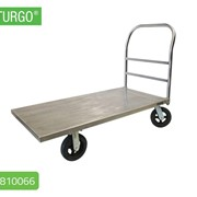 STURGO Stainless Steel Platform Trolley | 16810066