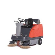 Ride On Sweepers | Sweepmaster 980R