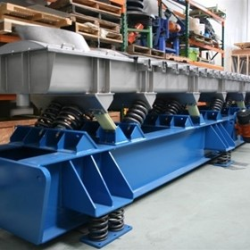 Vibratory Feeders | Screen Feed Feeder