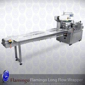 Flamingo Long Flow Wrapper | EFFFW-450