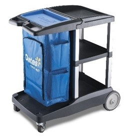 Oates  Housekeeping Cart
