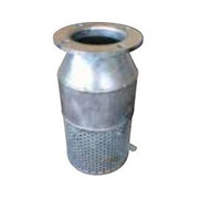 Galvanised Foot Valve