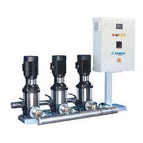 Hydropneumatic Pump Booster System | HYPN Series