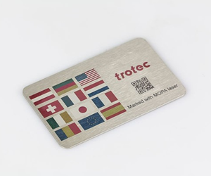 Colour Marking by Trotec