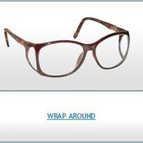 Radiation Protection Eyewear | Wrap Around Glasses