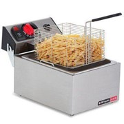 Single Pan Deep Fat Fryer | FFA0001